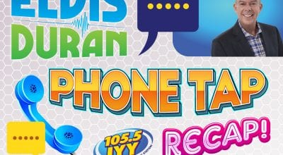 Phone Tap Recap Archives 105 5 Wjyy