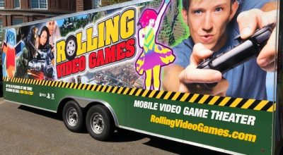 rolling video games nh