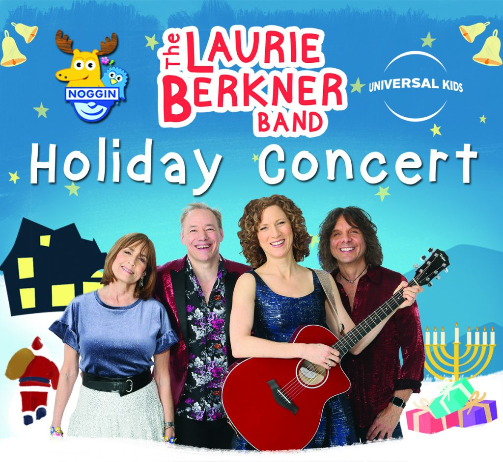 LaurieBerknerBand